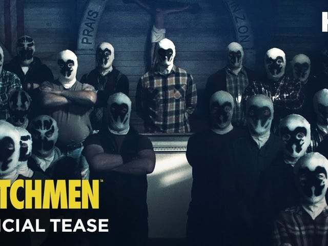 Watch: Time Is Ticking dan Regina King Is Badass Outlaw dalam <i>Watchmen</i> Teaser Trailer