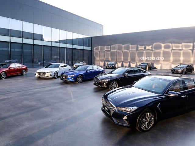 Hyundai Will No Longer Restrict Genesis Sales Through Select Dealerships (Updated)