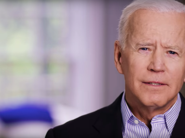 Joe Biden Wants To Be The Donald Trump For White People Who Don't Like Donald Trump