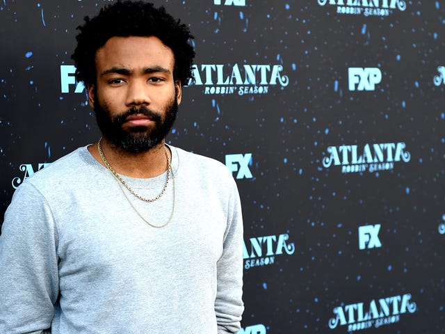 Childish Gambino Is Blatantly Angling for That Song of the Summer