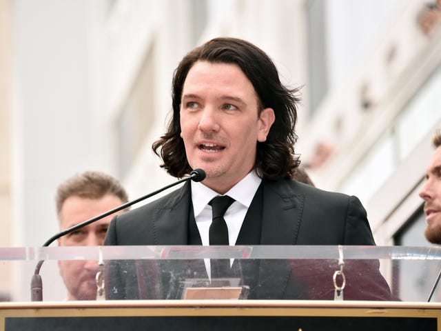 A Theory About JC Chasez's Hair