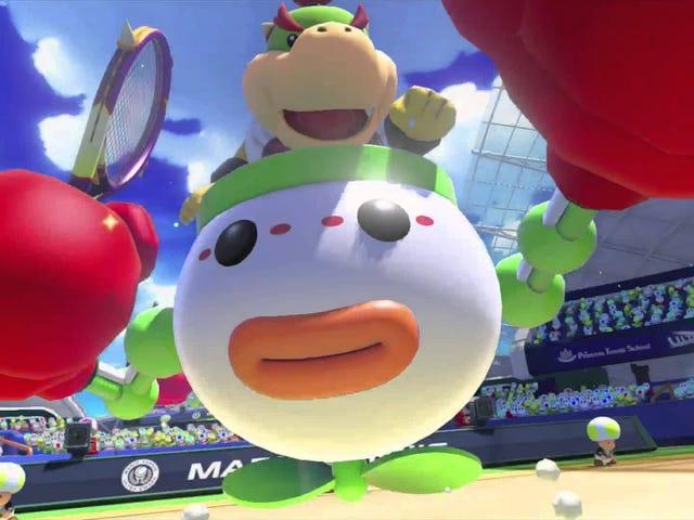 A Mario Tennis Aces Rant