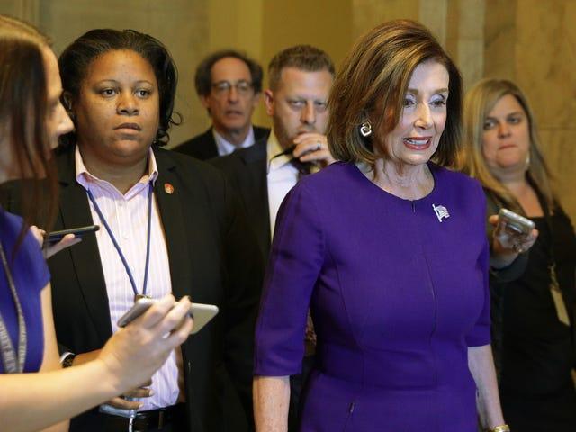 Nancy Pelosi Announces Plans to Launch Impeachment Inquiry