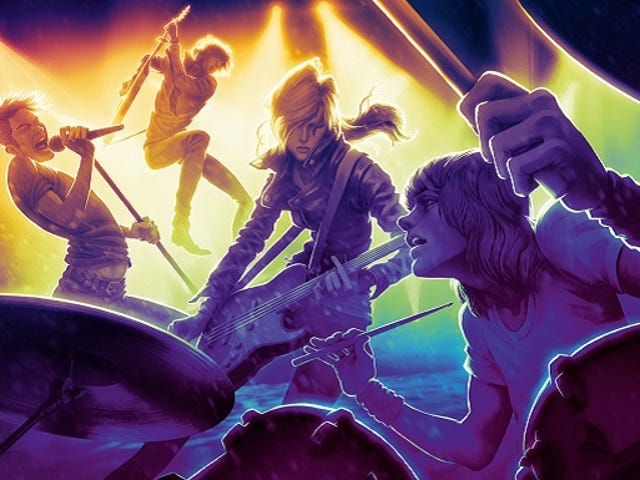 Bumalik ang isang klasikong: Ang Rock Band ay darating sa Xbox One at PS4