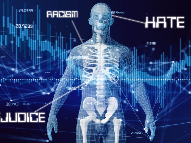 'Racist Bone' Disease: The Diagnosis, Treatment and Causes of Skeletal Racism