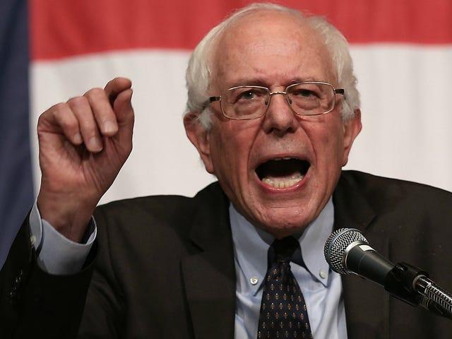 """Colorblind Politics"" de Bernie Sanders: un tas de conneries"