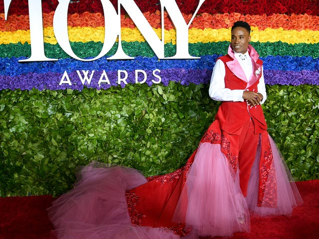 'What Are We Saying?': Billy Porter Calls Out the Misogyny in Fearing a Man Wearing a Dress