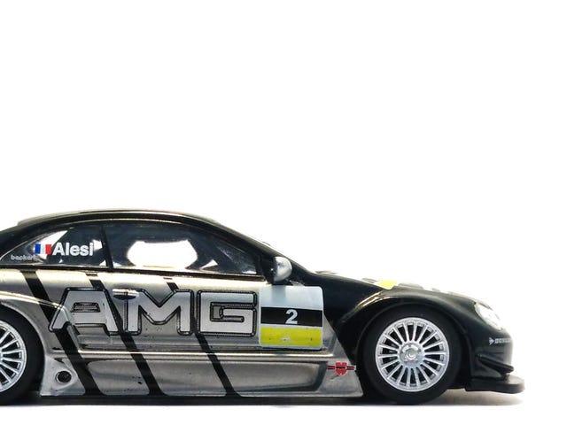 Тевтонский вторник: Mercedes-Benz AMG CLK DTM