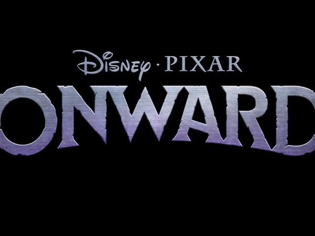 Pixar's Mysterious 'Suburban Fantasy Adventure' Now Has a Title and Superhero Cast