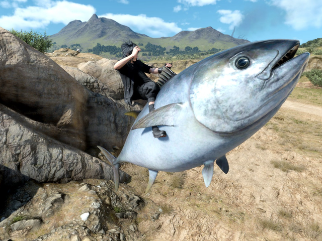 Delightfully Strange Final Fantasy XV Mods