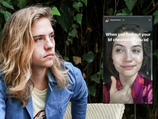 You Have to Read Dylan Sprouse's Amazing Response to His Ex-Girlfriend's Cheating Allegations