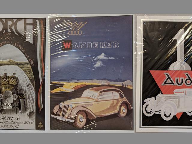 Audi Prints: Any Fans?