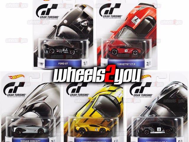 PSA: Gran Turismo Retro series