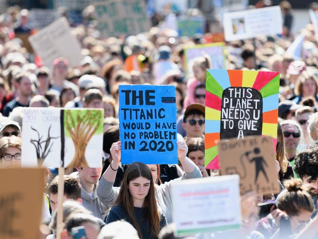 Massive Climate Strikes Erupt Worldwide for the Second Week in a Row