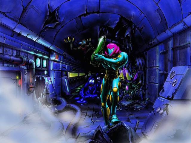 Newly Discovered Trick Transforms A <i>Metroid</i> Speedrunning Scene