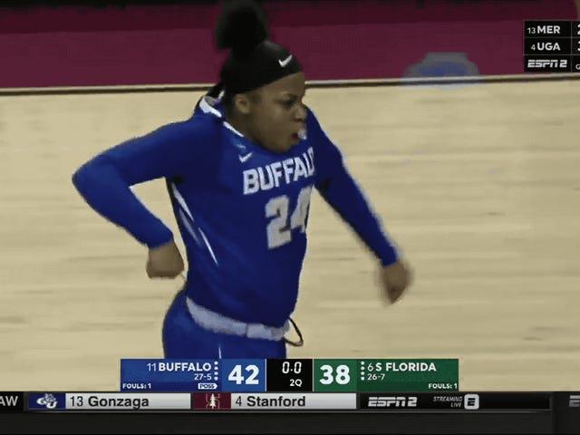 Buffalo Basketball Is A Goddamn Juggernaut
