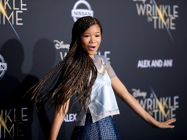 It's in the Stars: A Wrinkle in Time Premieres in Hollywood