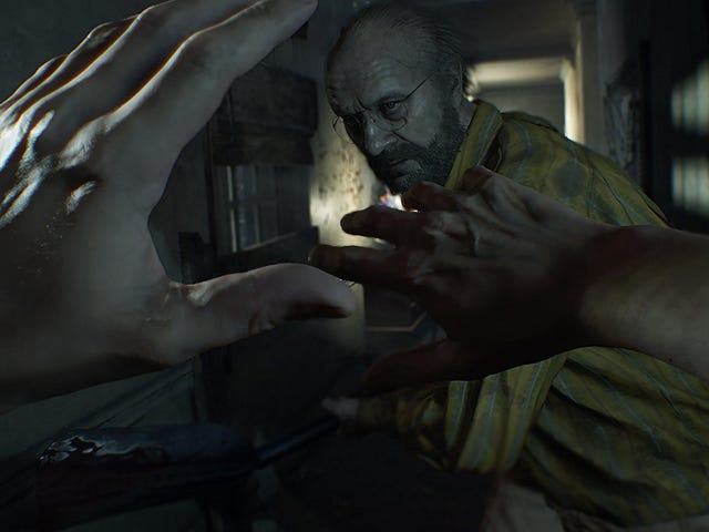 Pick Up Resident Evil 7 and All of Its DLC For $40, If You've Got the Stomach For It