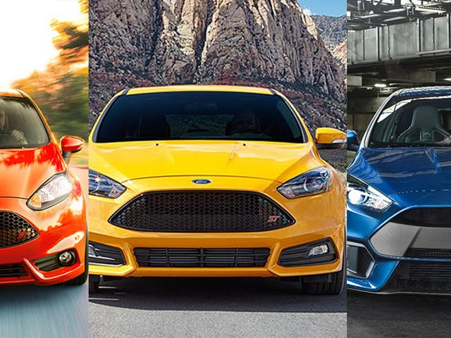Does the death of Ford cars in America make the FoST, FiST and RS future collectibles?