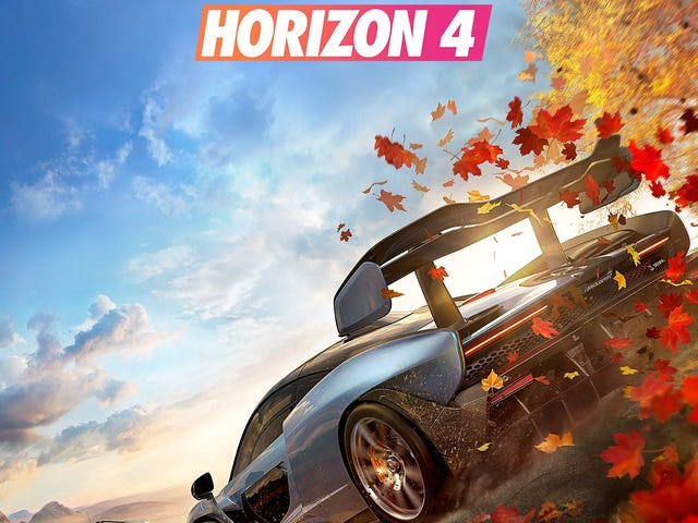 Hey Forzanauts, I'm thinking of getting Forza Horizon 4.