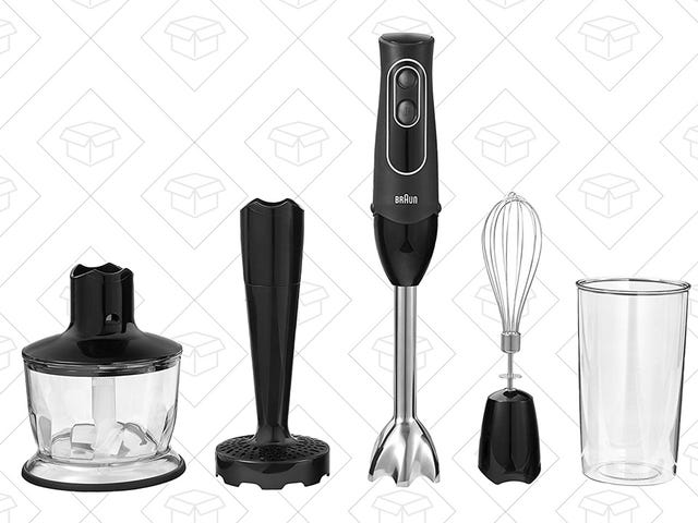 This $60 Braun Stick Blender Does It All