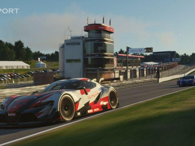 Here are the actual screenshots of Gran Turismo Sport