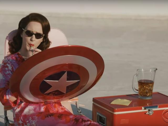 Berapa lama bagi kami untuk mendapatkan crossover Mrs. Maisel Marvel?