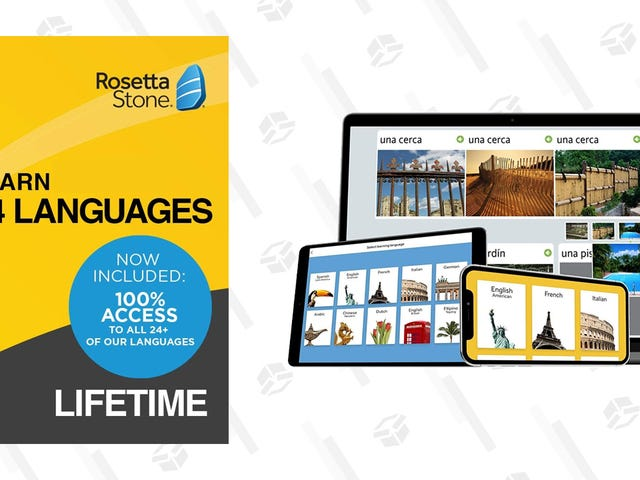 "Knocking ""Travel the World"" Off Your Bucket List After Quarantine? Save $100 on Rosetta Stone for Life"