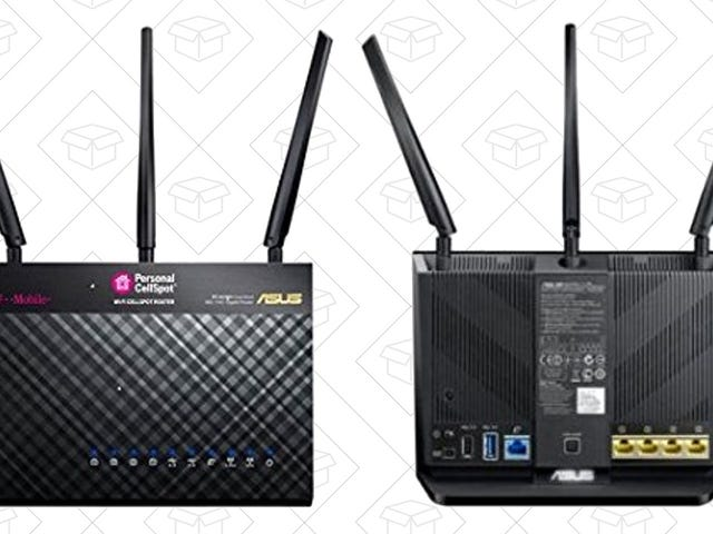 Here's Another Chance To Get a $180 Wi-Fi Router For Just $48