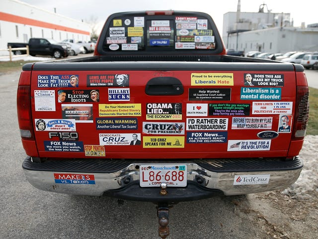 What's The Worst Bumper Sticker You've Ever Seen?
