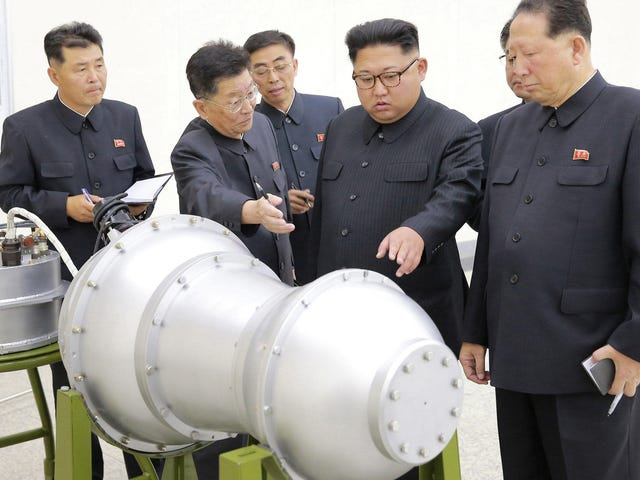 North Korea's 2017 Nuclear Test Estimated to Be 16 Times Stronger Than the Bomb Dropped on Hiroshima