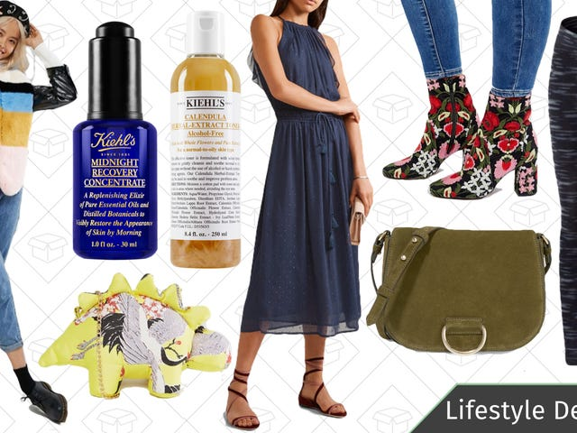 Monday's Best Lifestyle Deals: ASOS, Kiehl's, Columbia, Net-a-Porter, and More