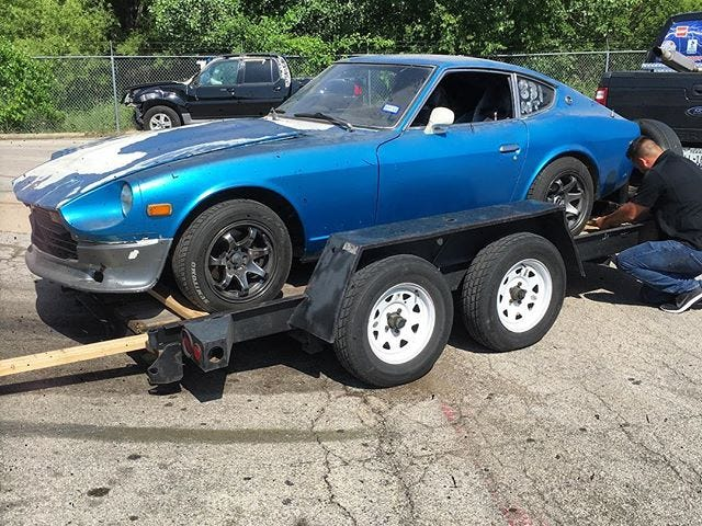Sold my 1976 Datsun 280z LSX ROLLER