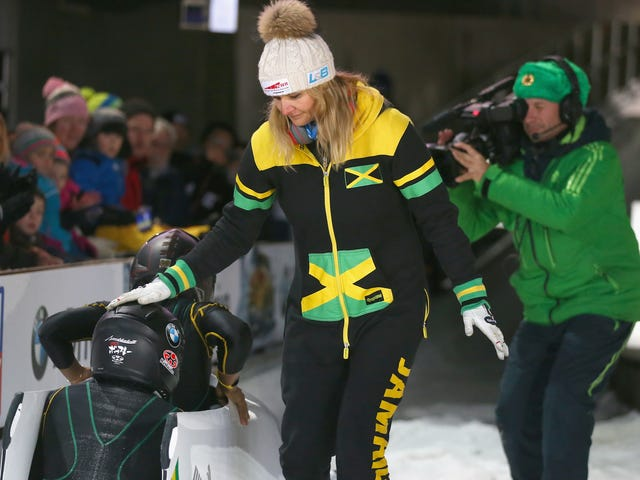 Jamaican Bobsled Team's Olympics In Jeopardy Over Sled Drama And Coach Quitting