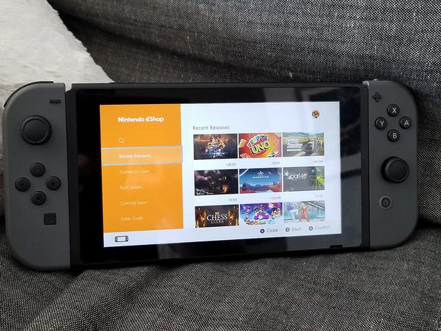 It's About Time the Nintendo Switch Got a Real Streaming Video App