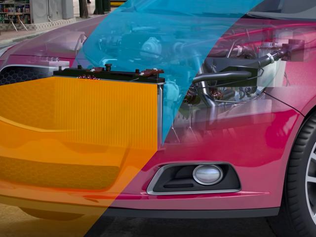 Cómo Volvo utilizó una vez un radiador recubierto de catalizador para eliminar la contaminación del aire