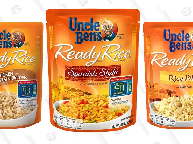 Stock Up On Uncle Ben's Ready Rice For Just Over $1 Per Pack