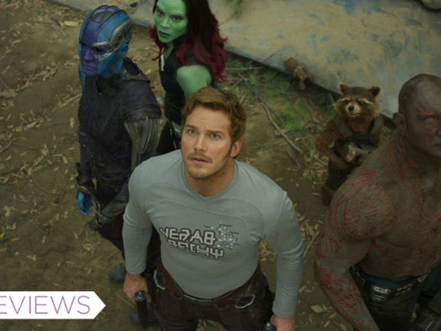 Guardians of the Galaxy Vol. 2 Tries Something Different, and Still Ends Up Being Awesome