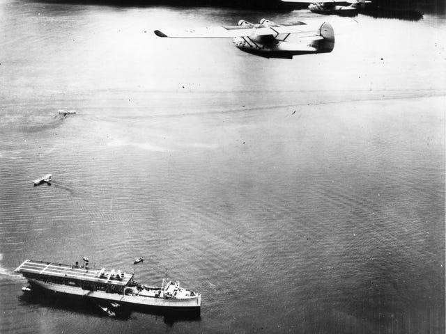 USS Langley neé Jupiter: America's First Carrier