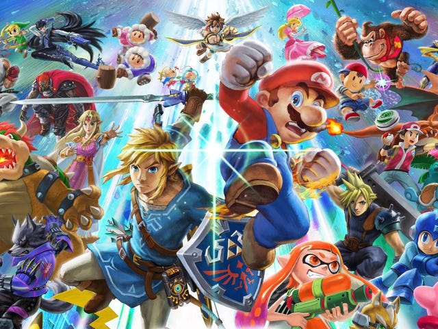 <i>Smash Ultimate</i> Is Nintendo At Its Best And Worst