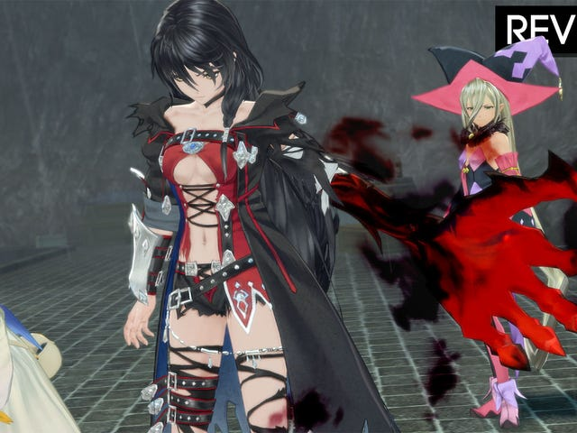 Tales Of Berseria: The Kotaku Review