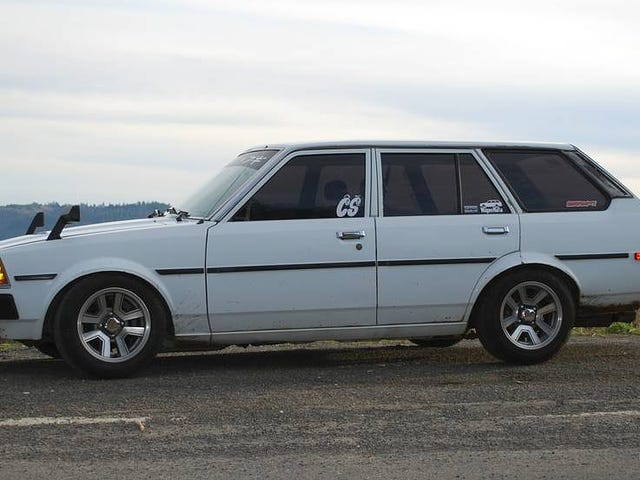 For $3,000, Could This 4AGE-Imbued 1983 Corolla Wagon Tempt Your Wallet?