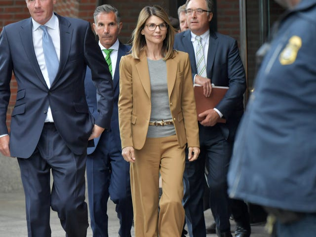 Aunt Becky Faces New Money Laundering Charges