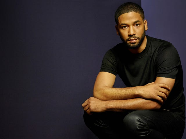 Empire's Jussie Smollett hospitalized after racist, homophobic attack outside Chicago restaurant