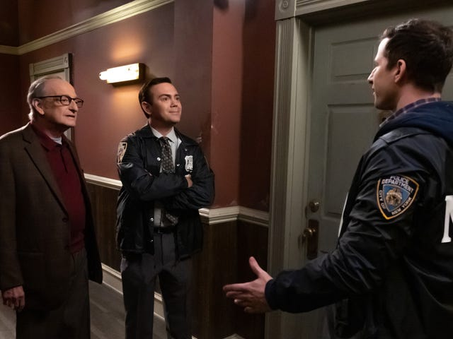 Brooklyn Nine-Nine finally analyzes Jake Peralta's need for therapy