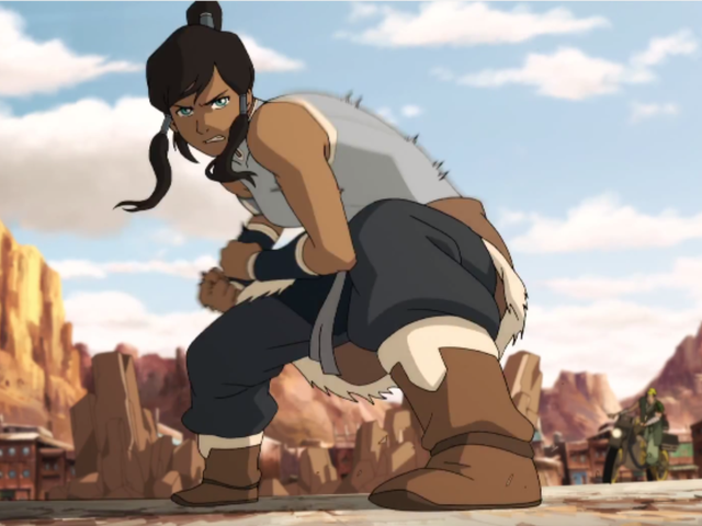 Own The Entire Legend of Korra Series For $24