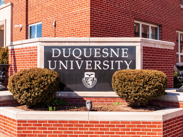Professor at Duquesne University On Leave for Using N-Word, Encouraging Students to Do So as Well
