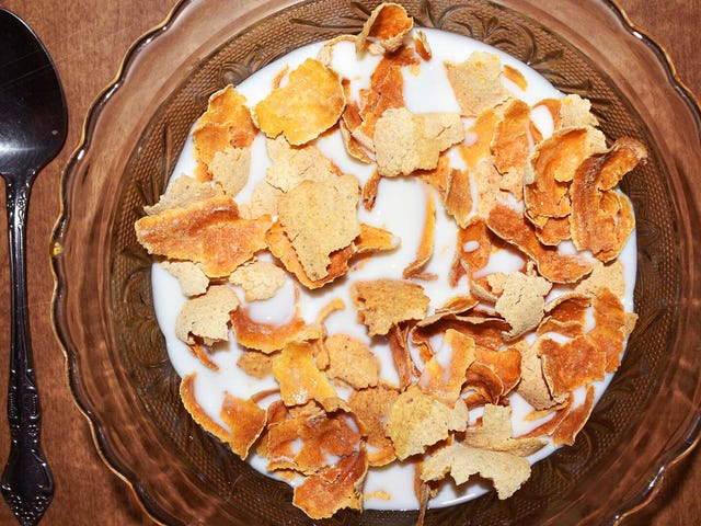 My quest to make the perfect bowl of cornflakes