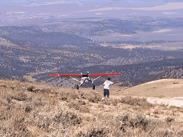 Flying In The Backcountry Is Primal Stick and Rudder Aviation