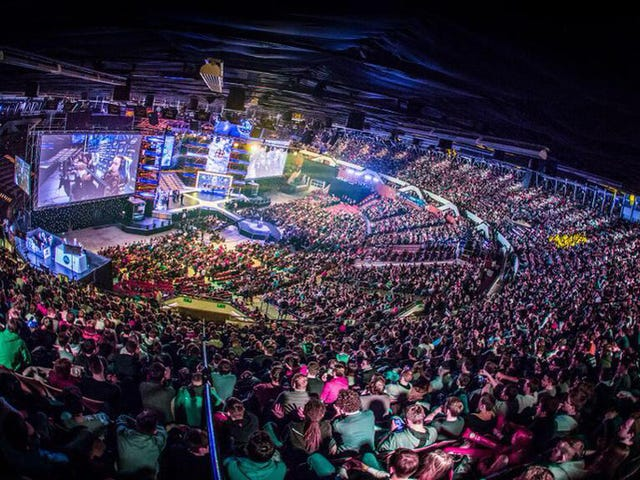 The Biggest <i>Counter-Strike</i> Event Yet